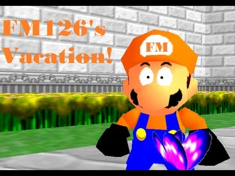 SM64 bloopers: FM126's vacation!