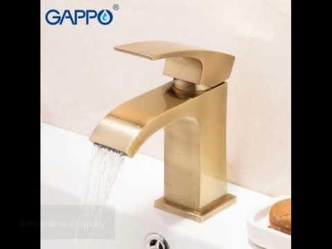 Обзор смесителя Gappo G1007-4