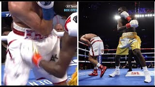 Terence Crawford vs Amir Khan Full Fight Highlights