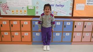 bcwkps的佛教中華康山學校_初小組編號3_楊芯悠《會唱歌的小課桌》相片