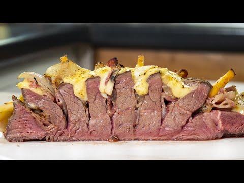 Как выглядело первое мясо по-французски или настоящая говядина графа Орлова.