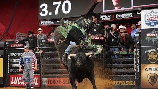 J.B. Mauney Overpowers Big Black for 90.75 Points | 2019 Little Rock