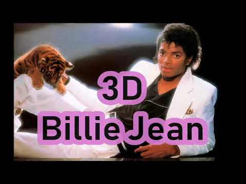 Michael Jackson 3D AUDIO  Billie Jean WEAR HEADPHONES OR EARPHONES