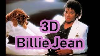 Michael Jackson 3D Audio Billie Jean WEAR HEADPHONES OR EARPHONES.mp3