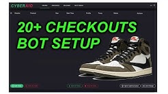 BOT SETUP OF A COOK GOD! - Sneaker Botting Guide 2019 SHOPIFY