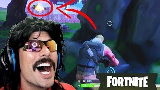 DrDisRespect's Funniest Ending on Fortnite with VSNZ!