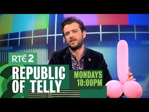 Republic of Telly Series 12 | The Best Bits! | RTÉ2