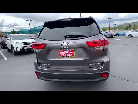 2019 Toyota Highlander Carson City, Reno, Northern Nevada, Dayton, Lake Tahoe, NV 62077