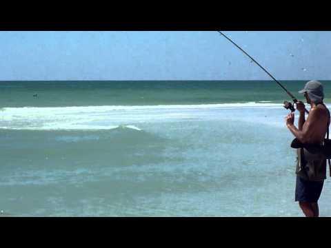 Snook Beach Fishing Siesta Key