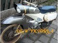 DKW Victoria before restoration / classic moped / oldtimer brommer