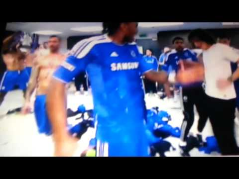 Chelsea Players Dancing