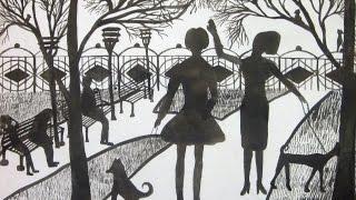 видео Московский музей народной графики