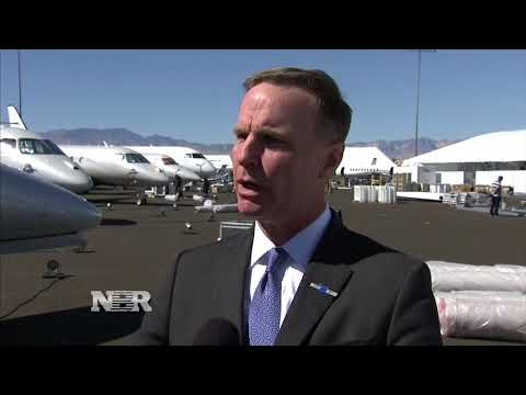 Corporate jet demand to rise?