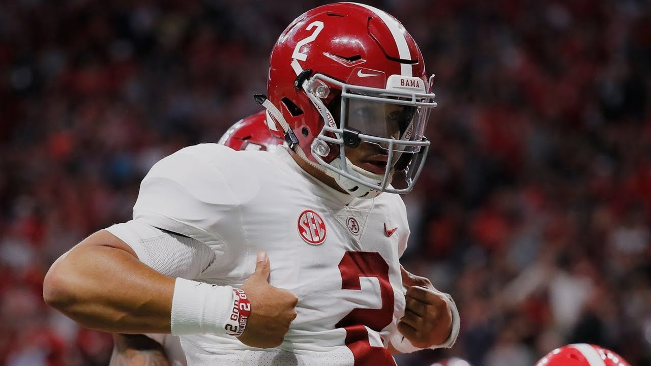 Alabama vs. Georgia score: Jalen Hurts returns in epic ...
