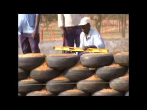 Habite ta Terre! éco-construction earthship au Sénégal