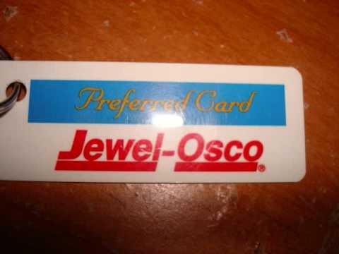Jewel Osco preferred Card!