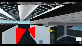Roblox TRR Butler City station