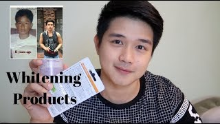 Whitening Products + Tips on how to have a healthy Skin | Lance Gutierrez