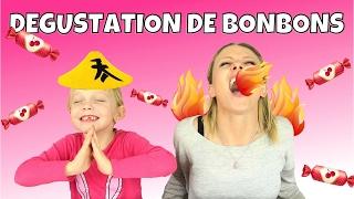 ♡• DEGUSTATION BONBONS : LOUANE LIT LE JAPONAIS ET JE PRENDS FEU !! •♡