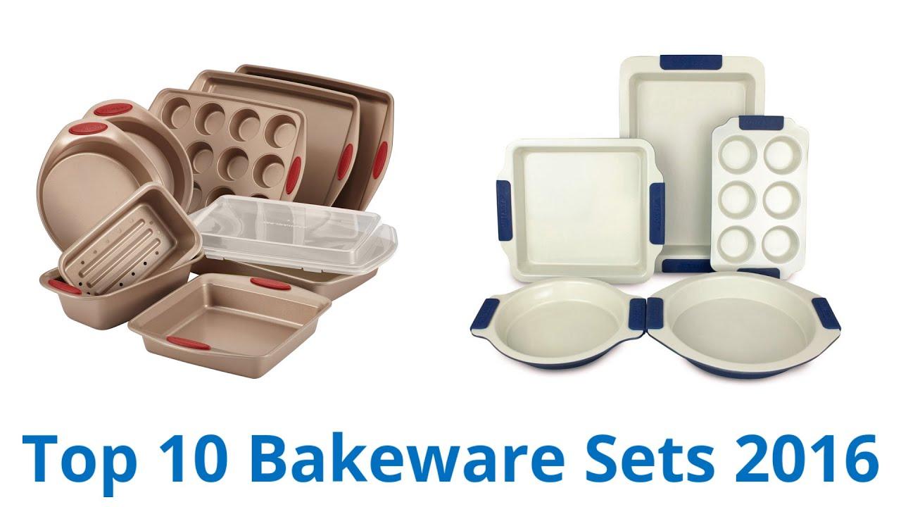 10 best bakeware sets - Bakeware Sets