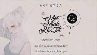 [Vietsub + Hot tiktok ] Một Mình Khá Tốt - Mạnh Dĩnh | 一個人挺好 - 孟穎Cover