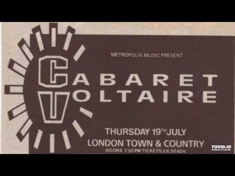 Cabaret Voltaire - Fluid (Vocal Version) London 19.07.90