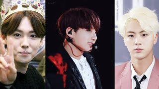 The 11 Male K-Pop Idols Who Look Like Asian ROYALTY