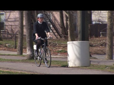 Pitts Stop: Learning Patience Through Spiritual Commuting On A Bike