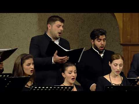 Concert of Hover State Chamber Choir, by conducting Florian Helgath,  co-sponsored by VivaTour