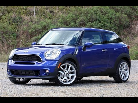 here 39 s the 2013 mini cooper paceman s all4 on everyman driver youtube. Black Bedroom Furniture Sets. Home Design Ideas