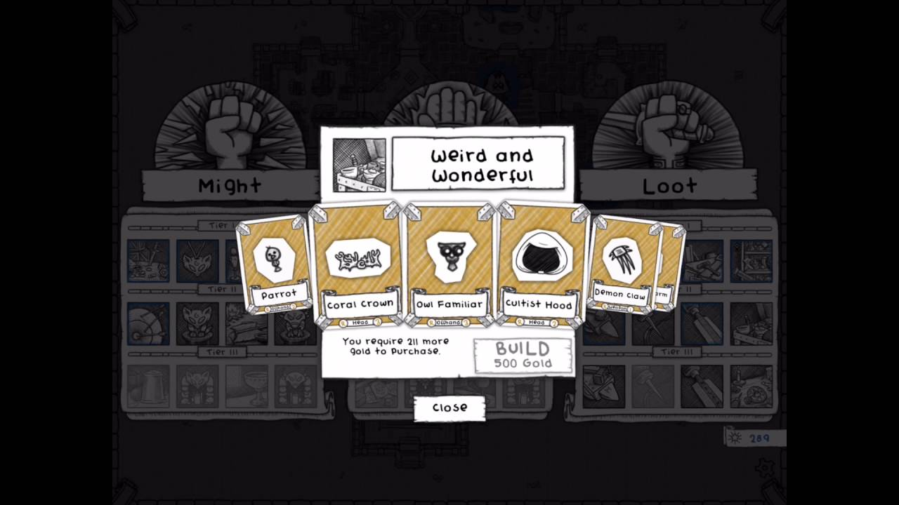 Overview: Guild of Dungeoneering | iOS Board Games