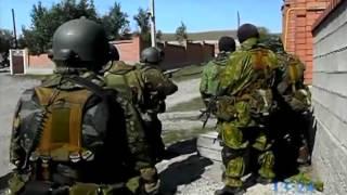 Спецоперация 14 15 сентября 2008 года в Верхних Ачалуках, Ингушетия
