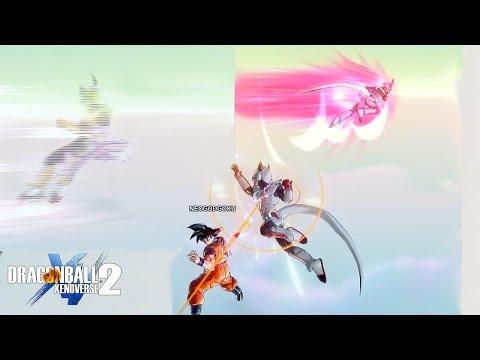 How To Stamina Break, Burst Dash, Step-Vanish & Z-Vanish! BASICS TUTORIAL | Dragon Ball Xenoverse 2