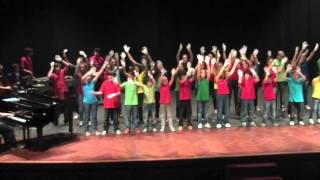 2011 04 06 - Coro CMUS Teatro Rosalía de Castro - 04 Whatever