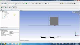 Nth - Tutorial Create Surface From Sketch With Ansys Workbench