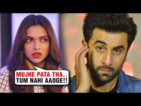 Deepika Padukone SHOCKING REACTION On Ranbir Kapoor Skipping Her Wedding