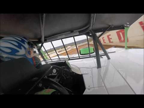 Josh Richards Qualifying at Port Royal Speedway 4/23/17