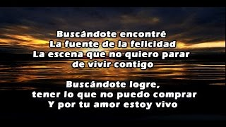 Mike Bah穩a  -  Busc獺ndote  -  Letra