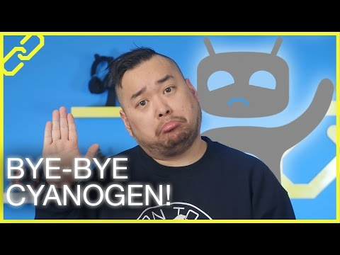 Goodbye Cyanogenmod, LG Floating Speaker, Samsung's Bixby Voice Assistant