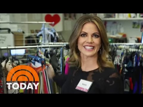 Natalie Morales' Frantic Day As A Cosmopolitan Intern | TODAY