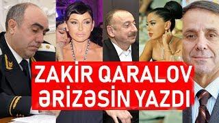Baş prokuror Zakir Qaralov istefa ərizəsin yazıb