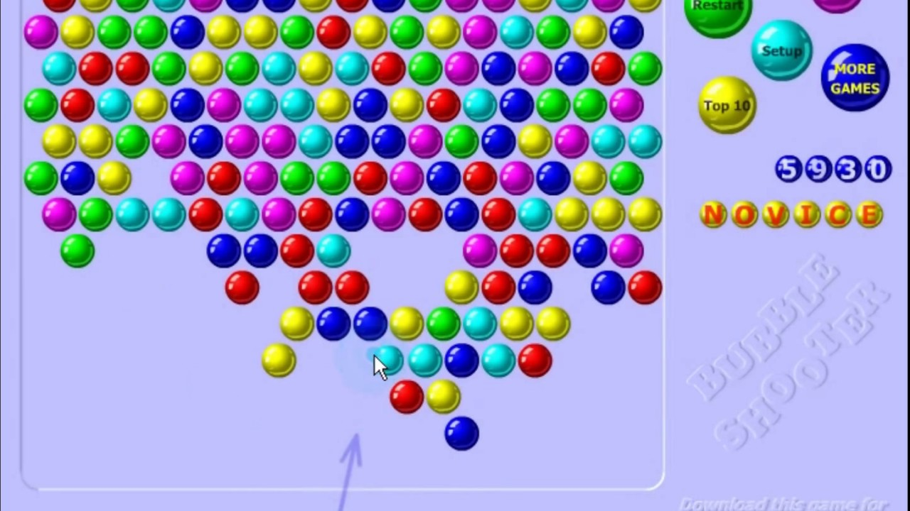 Bubble fruits game - Bubble Fruits Game