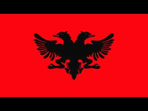 Bandera del Principado de Albania (1912-14) - Flag of the Principality of Albania (1912-14)