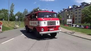 Feuer Menschenleben in Gefahr Freiwillige Feuerwehr Lößnitz/ Erzgebirge