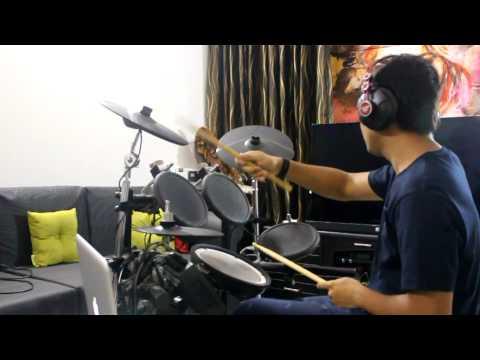 Gabbar- Tere Mere Kahani (Drum Cover) Parth Saini