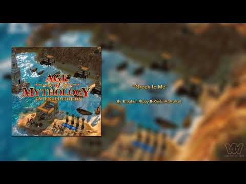 Age of Mythology OST - Greek to Me [Extended]