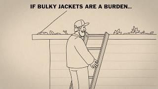 Duluth Trading TV Commercial: Fire Hose® Limber Jac Shirt Jac :15