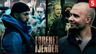 Forenet med fjenden: Indvandrere & nationalister | Socialt eksperiment Del 1 | Kanal 5