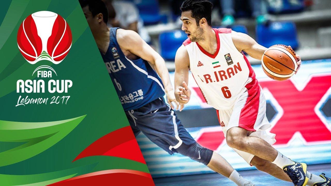 Iran v Korea - Full Game - Semi-Final