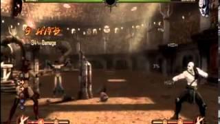 MK9: Skarlet~ All combos